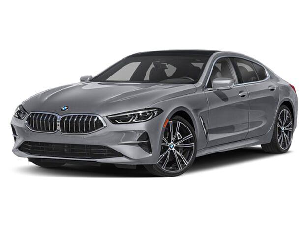 2021 BMW 8 Series Gran Coupe
