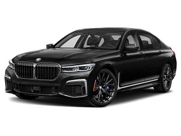 2021 BMW M760i