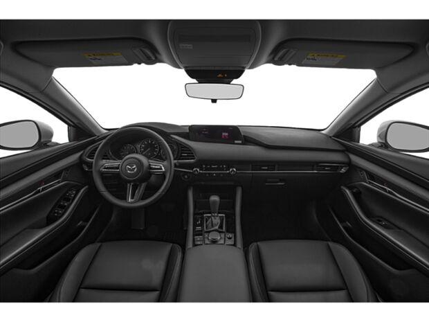 2021 2 Sedan - First Row