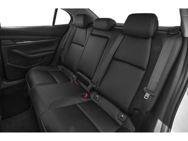 2021 2 Sedan - Second Row