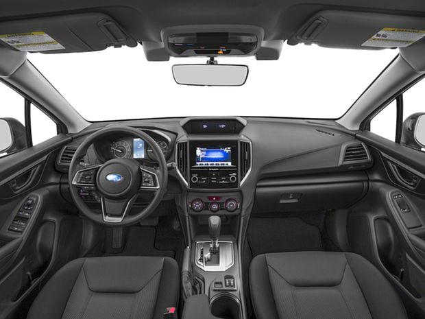 2017 Subaru Impreza Hatchback Vehie