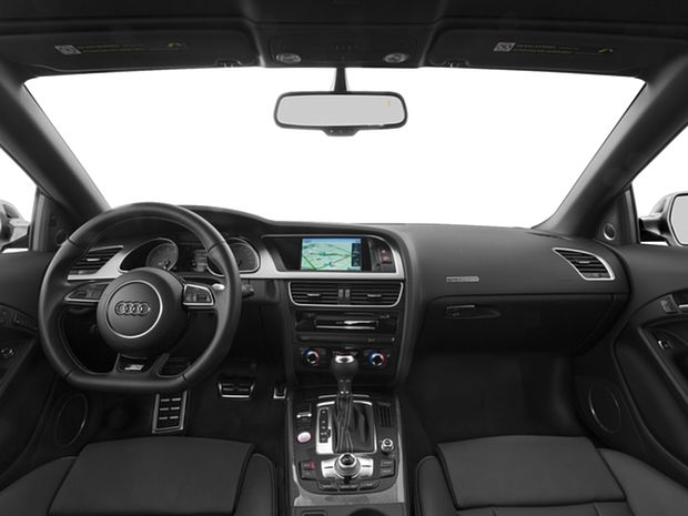2016 S5 Convertible - First Row