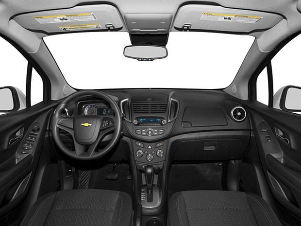 2016 Trax - First Row