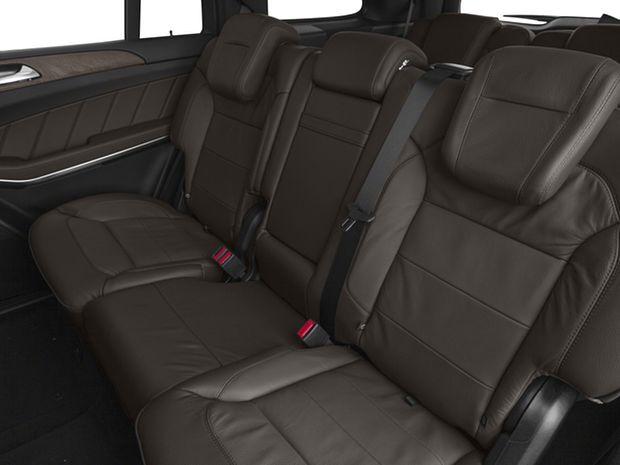 2016 GL-Class Diesel - Second Row
