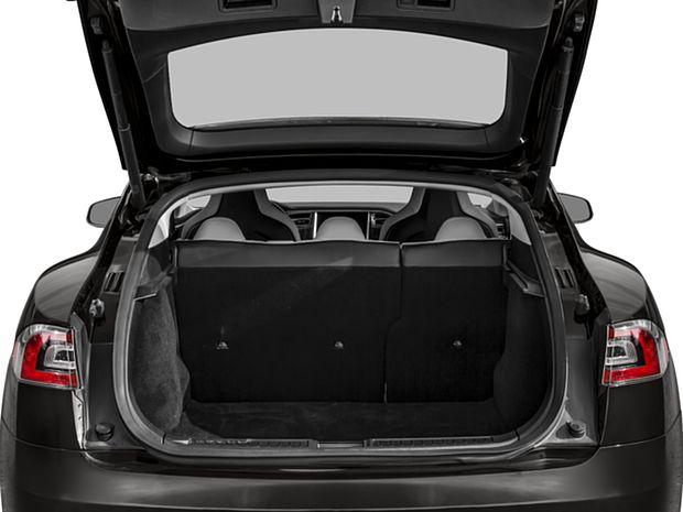 2016 Model S - Cargo Area