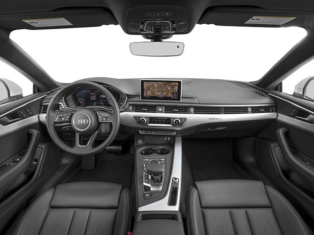 2018 A5 Coupe - First Row