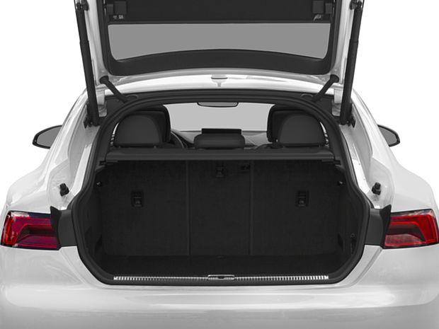 2018 A5 Hatchback - Cargo Area