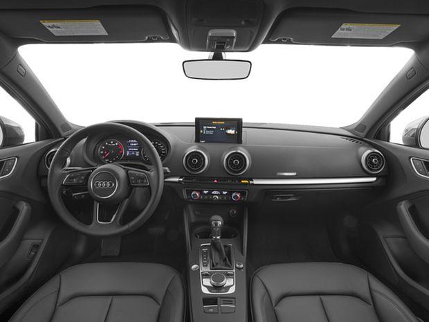 2018 A3 Sedan - First Row