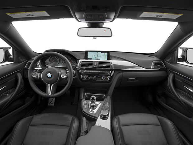 2018 M4 Coupe - First Row