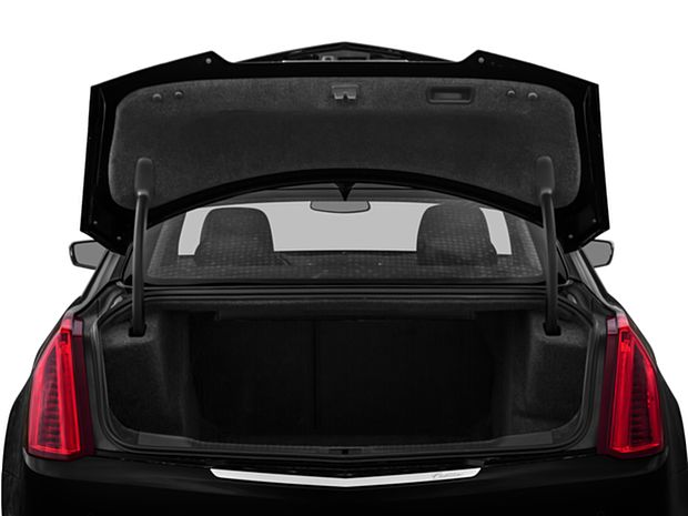 2018 ATS Coupe - Cargo Area