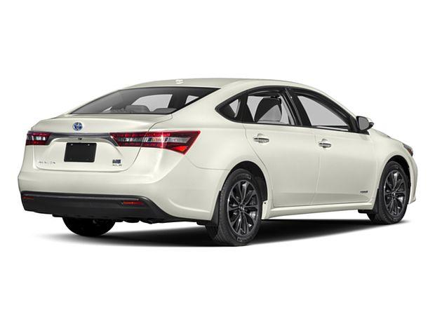 Hybrid XLE Plus / Hybrid XLE Premium