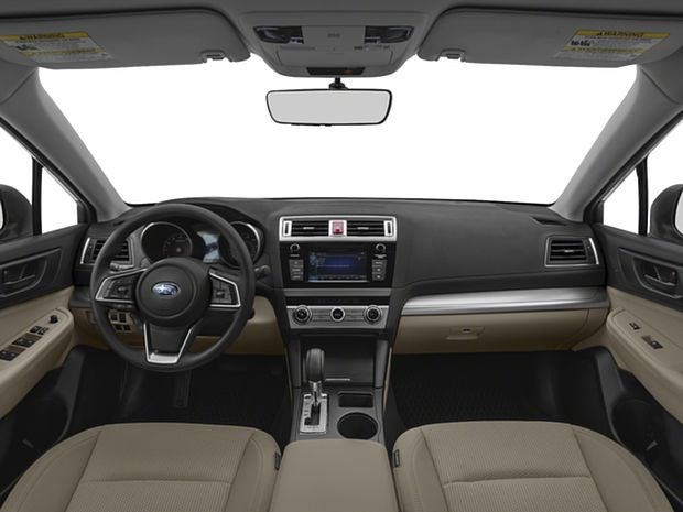 2018 Outback - First Row