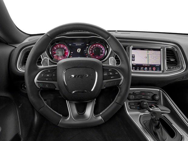 2018 Dodge Challenger Srt Hellcat Coupe Vehie