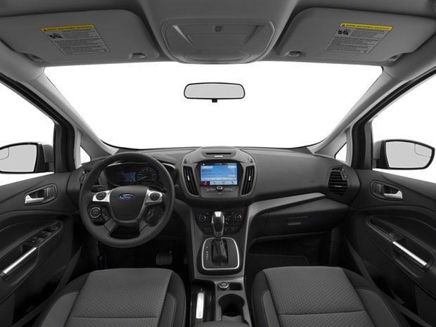 2018 C-Max Hybrid - First Row
