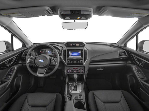 2018 Impreza Sedan - First Row