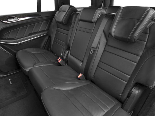 2018 Mercedes Benz Gls Class Gls 63 Amg Suv Vehie