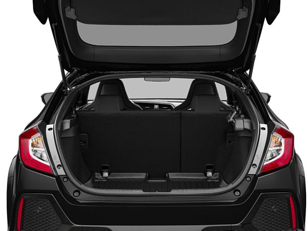 2018 Civic Hatchback Type R Touring - Cargo Area