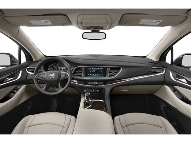 2019 Enclave - First Row