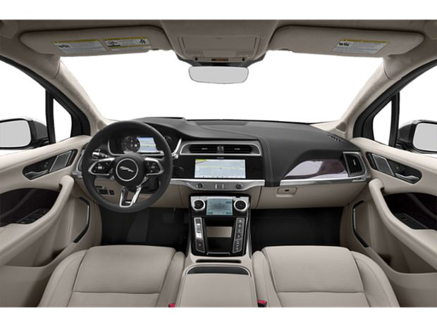 2019 I-PACE - First Row