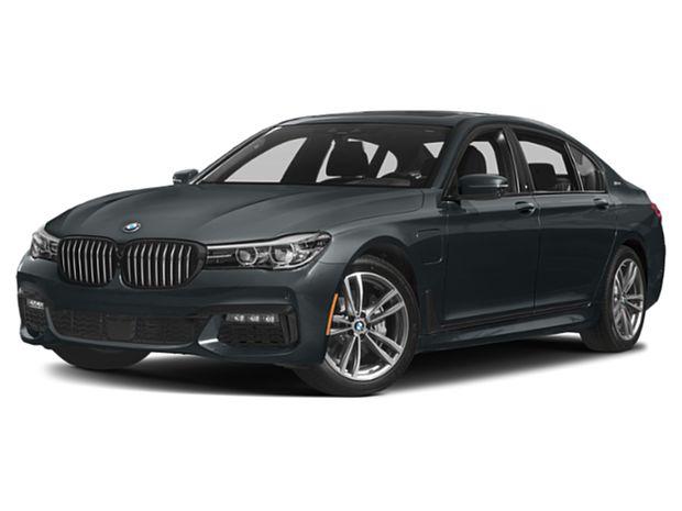 2019 BMW 7 Series Plug-in Hybrid