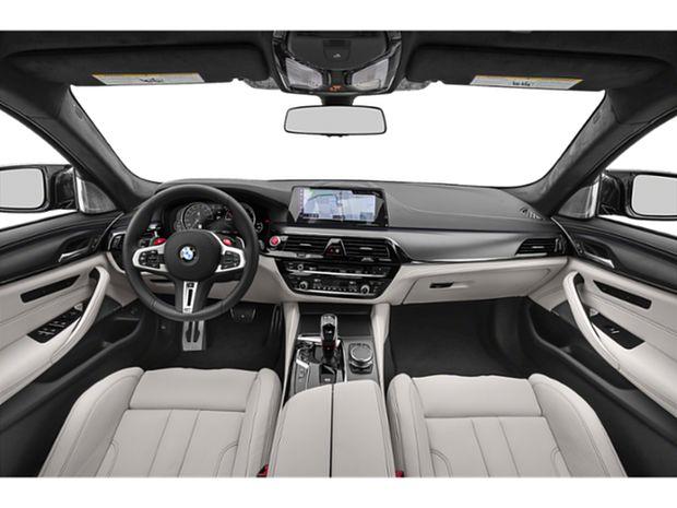 2019 M5 Sedan - First Row