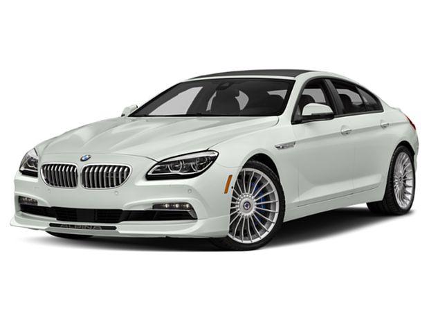 BMW ALPINA B6 Gran Coupe