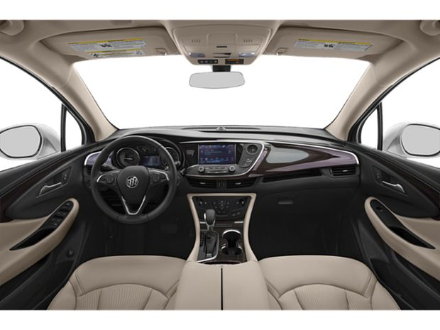 2019 Envision - First Row