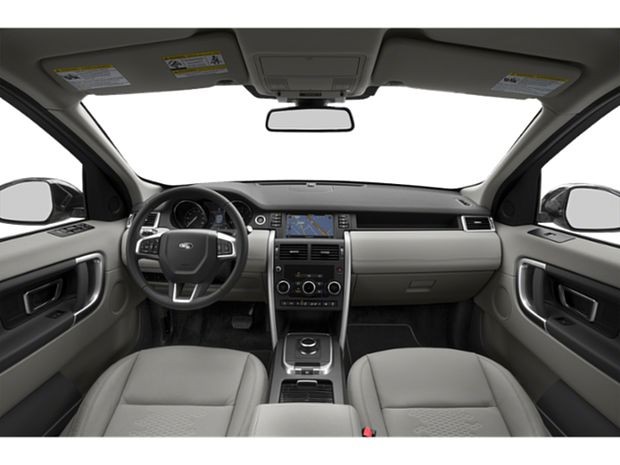 2019 Discovery Sport - First Row