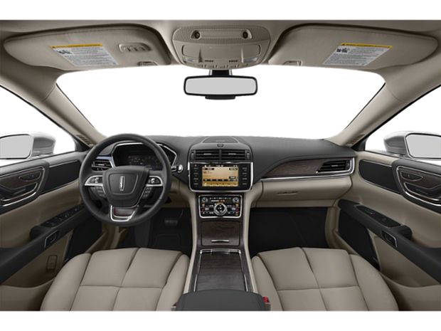 2019 Continental - First Row