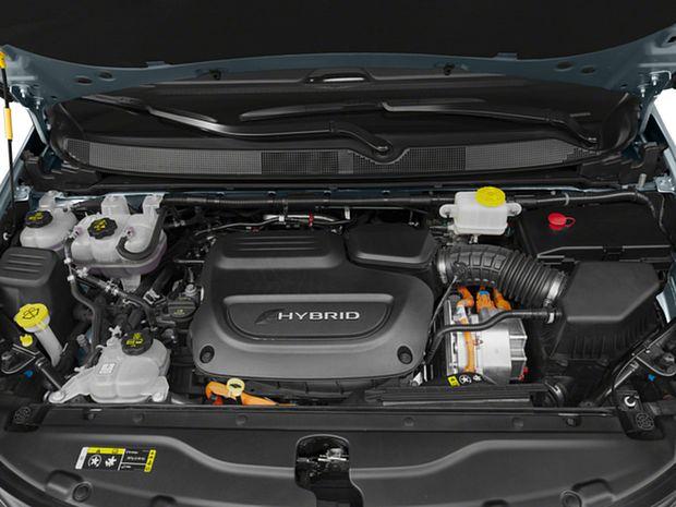 Hybrid Limited / Hybrid Touring L / Hybrid Touring Plus