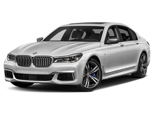 2019 BMW 7 Series M760i