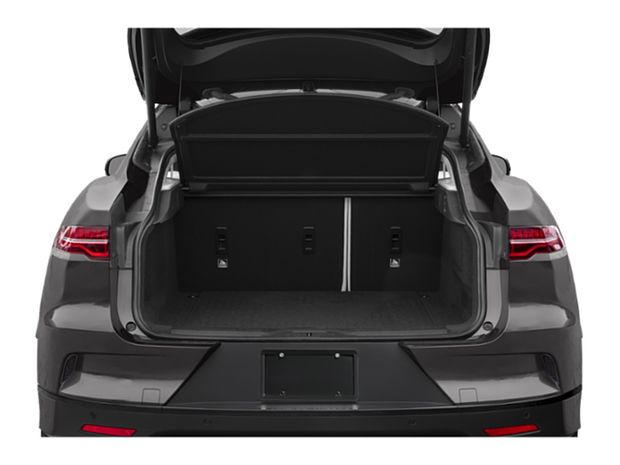2019 I-PACE - Cargo Area