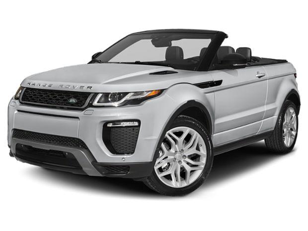 2019 Land Rover Range Rover Evoque Convertible