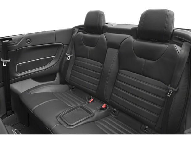 2019 Range Rover Evoque Convertible - Second Row