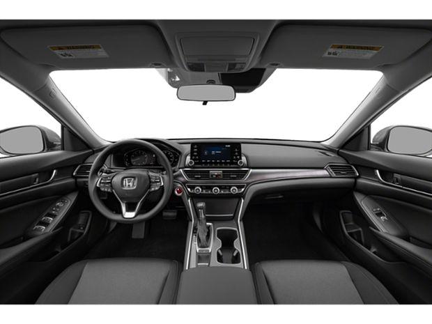 2019 Accord Sedan - First Row