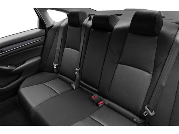 2019 Accord Sedan - Second Row