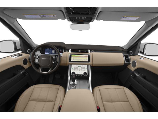 2018 Range Rover Sport Diesel - First Row