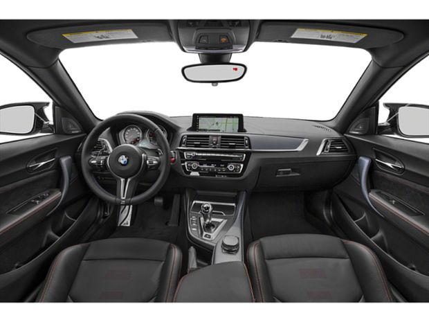 2019 M2 Competition Coupe - First Row