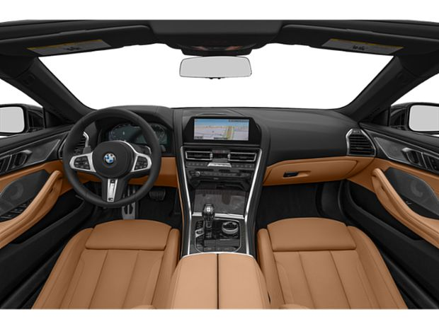 2019 8 Series Convertible - First Row