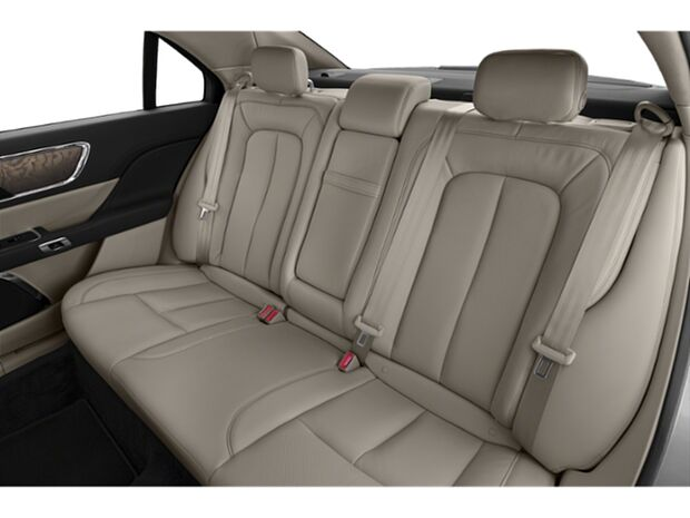 2020 Continental - Second Row