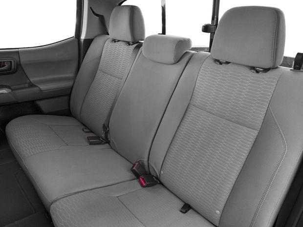 2016 Tacoma Access Cab - Second Row