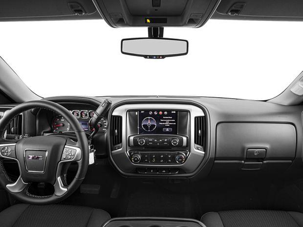 2016 Sierra 1500 Regular Cab - First Row