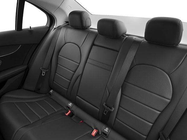 2018 C-Class Sedan Hybrid - Second Row