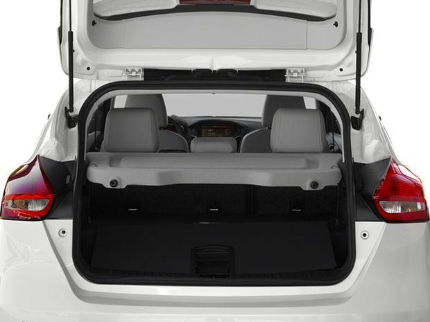 2018 Focus Hatchback Electric - Cargo Area