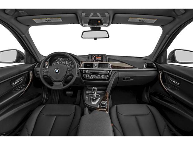 2018 3 Series Sedan - First Row