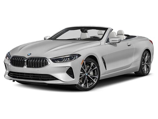 2020 BMW 8 Series Convertible