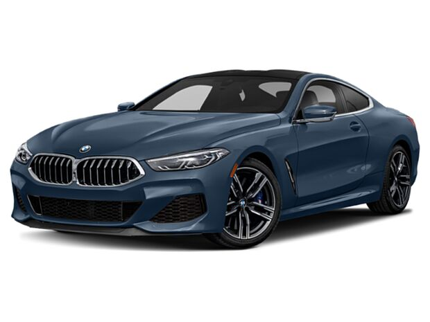 2020 BMW 8 Series M850i Coupe