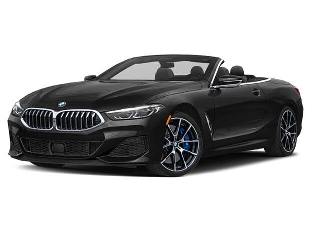 2020 BMW 8 Series M850i Convertible