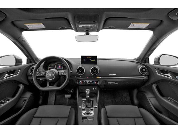 2018 A3 Sportback e-tron - First Row