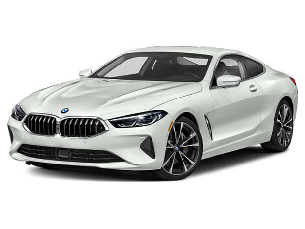 2021 BMW 8 Series Coupe
